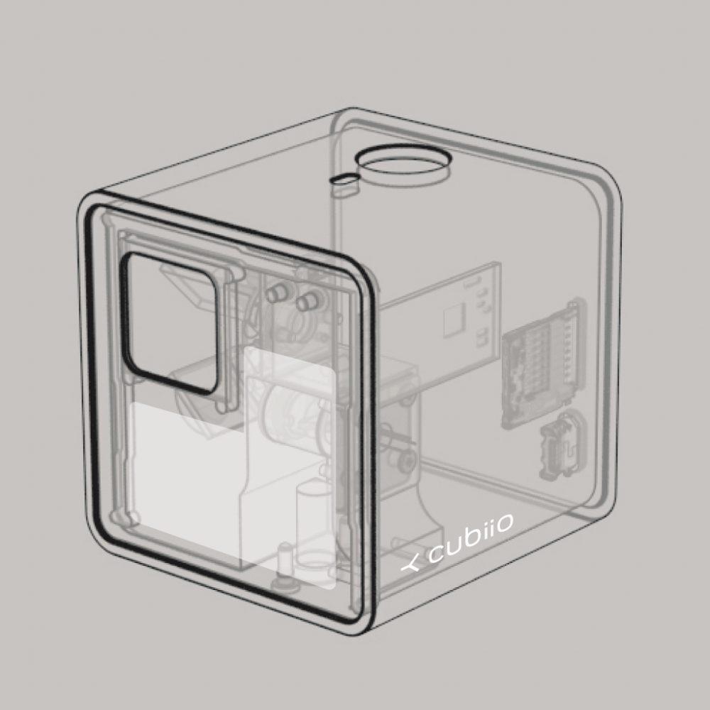 Cubiio透視圖
